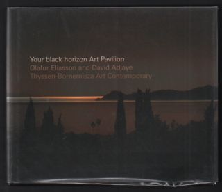 Your black horizon Art Pavilion: Olafur Eliasson and David Adjaye- Thyssen-Bornemisza Art...