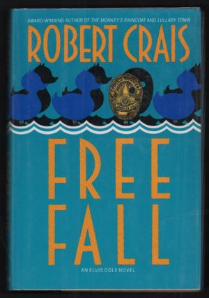 Free Fall. Robert Crais