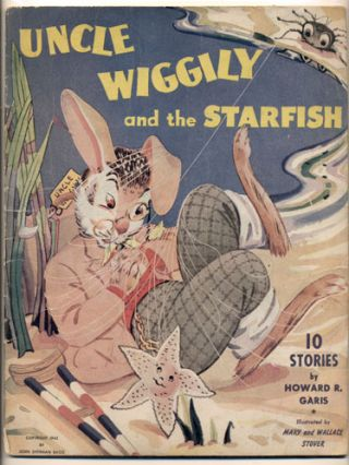 Uncle Wiggily and the Starfish: 10 Stories. Howard R. Garis