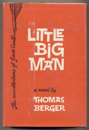 Little Big Man. Thomas Berger