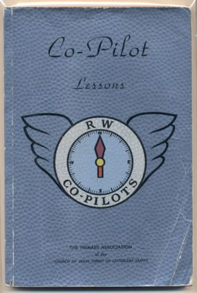 Lesson Book for Co-Pilots: Children Seven Years Old