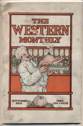 The Western Monthly Volume 10, Number 12, November 1909
