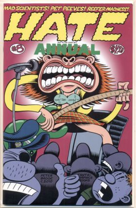 Hate Annual #8. Peter Bagge