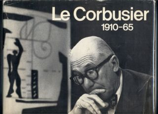 Le Corbusier 1910-65. Willy Boesiger, Hans Girsberger