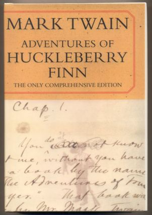 Adventures of Huckleberry Finn. Mark Twain, Justin Kaplan, Victor Doyno, Introduction, Foreword