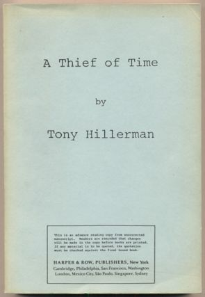 Thief of Time. Tony Hillerman