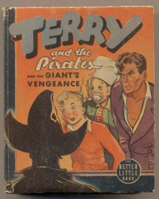 Terry and the Pirates. Milton Caniff