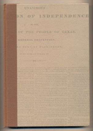 Texfake: An Account of the Theft and Forgery of Early Texas Printed Documents. W. Thomas Taylor,...