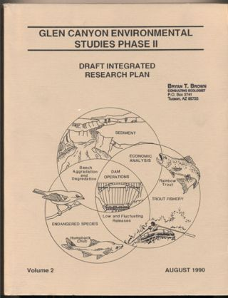 Glen Canyon Environmental Studies Phase II: Draft Integrated Research Plan Volume 2, August 1990