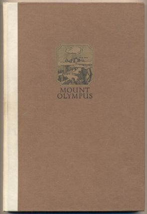 Mount Olympus. Francis P. Farquhar, Aristides E. Phoutrides