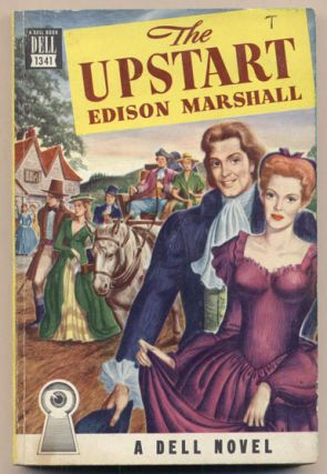The Upstart. Edison Marshall