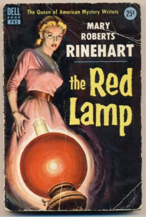 The Red Lamp. Mary Roberts Rinehart