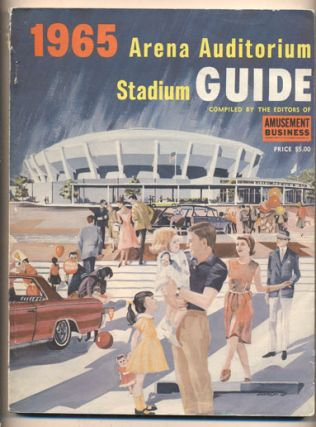 Arena Auditorium Stadium Guide 1965