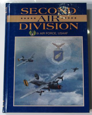 Second Air Division 8th Air Force, USAAF. Robert J. Martin, Chief