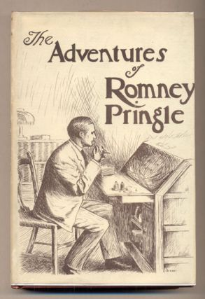 The Adventures of Romney Pringle. R. Austin Freeman, Dr. John James Pitcairn, Clifford Ashdown