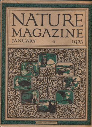 Nature Magazine (26 issues from 1923, 1924, and 1925). Percival S. Ridsdale, Arthur Newton Pack