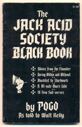 The Jack Acid Society Black Book. Walt Kelly
