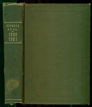 Proceedings of the American Federation of Labor 1899, 1900, 1901 (Report of Proceedings of the...