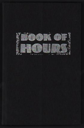 Book of Hours; A Wordless Novel Told In 99 Wood Engravings. George A. Walker