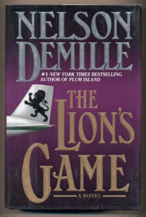 The Lion's Game. Nelson DeMille