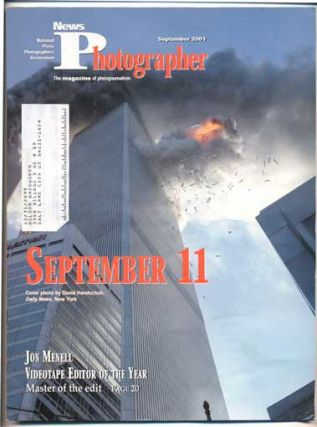 News Photographer Volume 56, Number 9, September 2001 (September 11