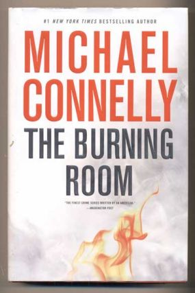 The Burning Room. Michael Connelly