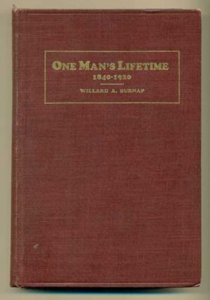 What Happened During One Man's Lifetime 1840-1920: A Review of Some Great, Near Great and Little...