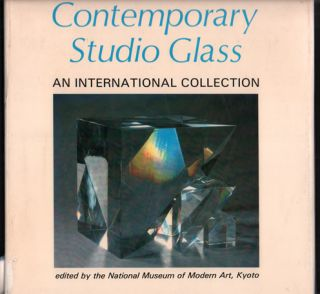 Contemporary Studio Glass: An International Collection. Harumi Konishi, Photography