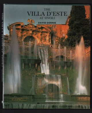 The Villa D'Este. David Dernie