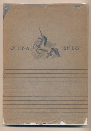 Of Una Jeffers. Edith Greenan