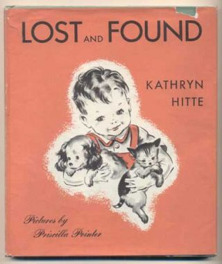 Lost and Found. Kathryn Hitte