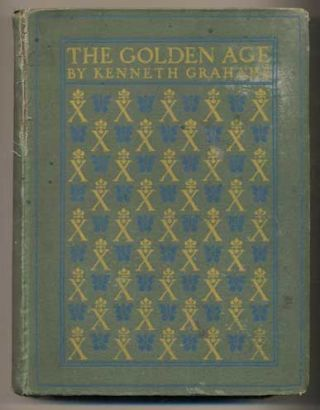 The Golden Age. Kenneth Grahame, Maxfield Parrish