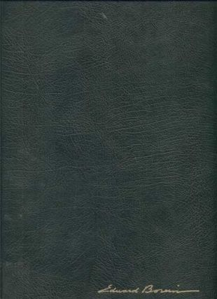 Edward Borein, Cowboy Artist: The Life and Works of John Edward Borein 1872-1945. Harold G....