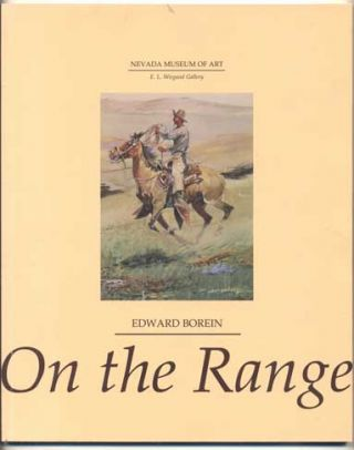 Edward Borein: On the Range. Edward Borein