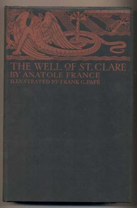 The Well of Saint Clare. Anatole France, Alfred Allinson