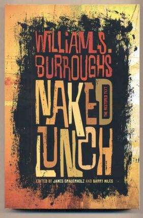Naked Lunch. William S. Burroughs