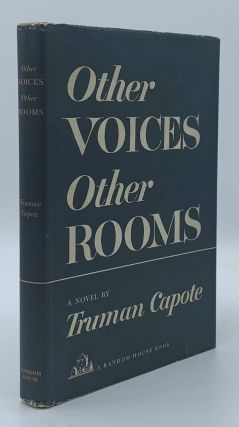 Other Voices, Other Rooms. Truman Capote