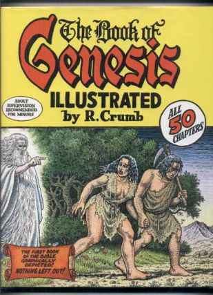 The Book of Genesis. R. Crumb