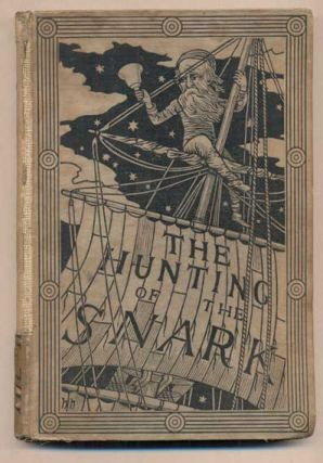 The Hunting of the Snark: An Agony in Eight Fits. Lewis Carroll, Charles Lutwidge Dodgson