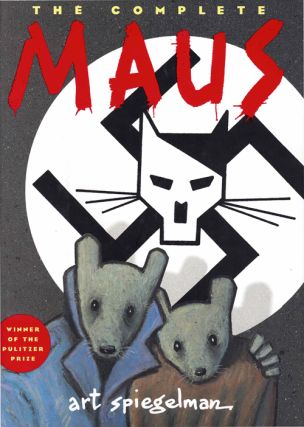 Maus: A Survivor's Tale (The Complete Maus). Art Spiegelman