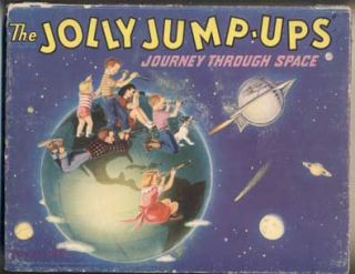 The Jolly Jump-Ups: Journey through Space. Geraldyne Clyne