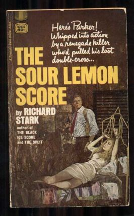 The Sour Lemon. Richard Stark, Donald Edwin Westlake