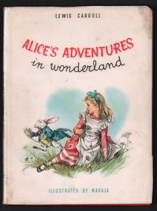Alice's Adventures in Wonderland. Lewis Carroll, Libico Maraja