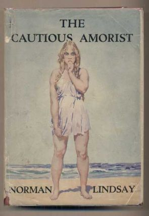 The Cautious Amorist. Norman Lindsay.