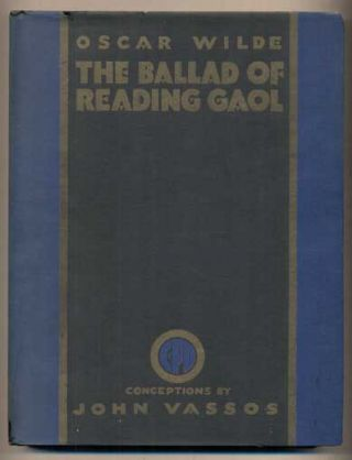 The Ballad of Reading Gaol. Oscar Wilde, John Vassos.