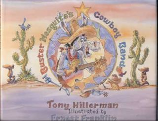 Buster Mesquite's Cowboy Band. Tony Hillerman