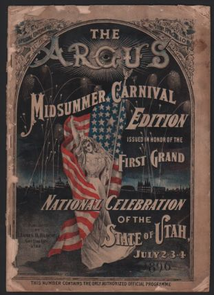 The Argus: Special Carnival Edition, July 2-3-4, 1896