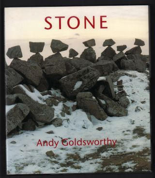 Stone. Andy Goldsworthy