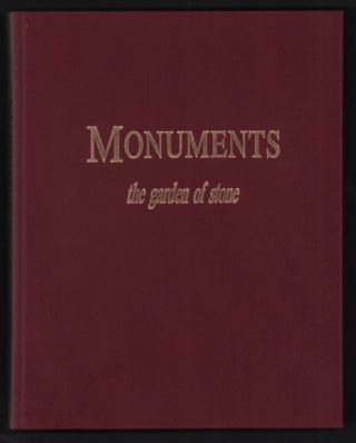 Monuments: The Garden of Stone. Jesús Tablate Miquis