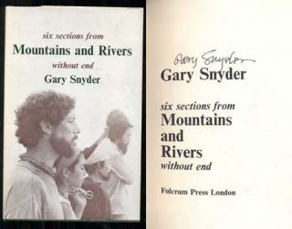 Six Sections from Mountains and Rivers without End Plus One. Gary Snyder